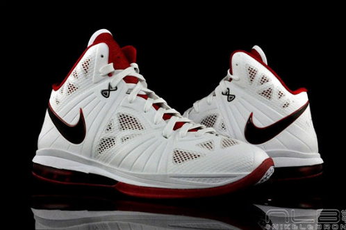 lebron 8 ps colorways. Nike-LeBron-8-P.S.-#39;Home#39;-New-