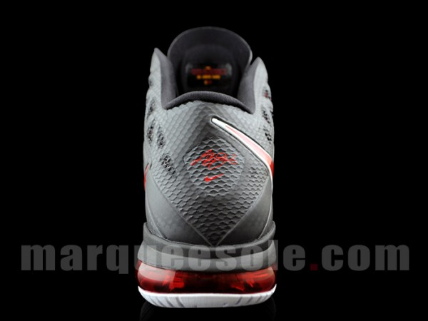 LeBron 8 P.S. Black/ Red