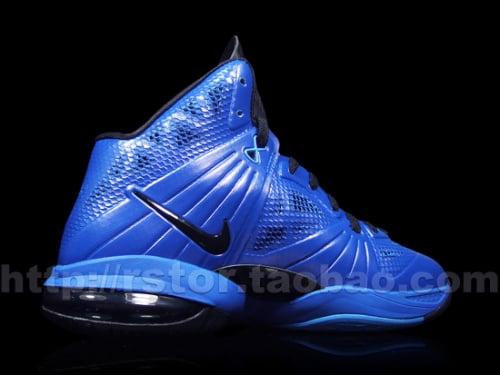 Nike-LeBron-8-P.S.-Varsity Blue/Black-New-Images-05