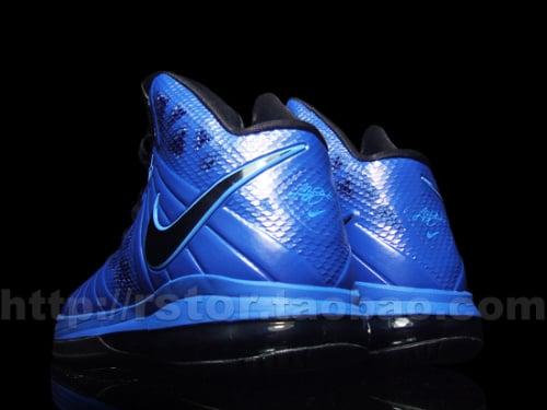 Nike-LeBron-8-P.S.-Varsity Blue/Black-New-Images-03