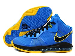 LeBron 8 V2 'Entourage' New Images