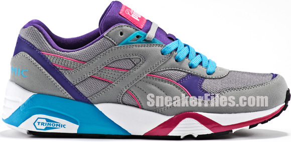 Puma R698 Classic Kicks Collection