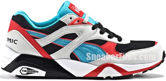 Puma R698 Classic Kicks Collection