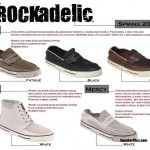 Rockadelic Shoes - Spring 2011