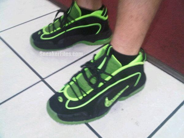 Nike Air Max Penny 1 Black / Electric Green – New Image