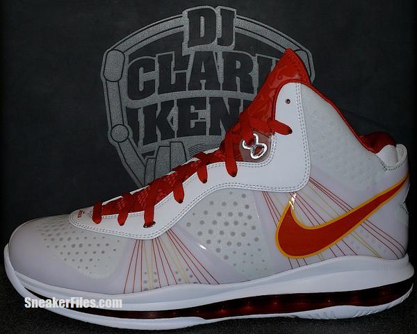 LeBron 8 V2 - Home PE   SneakerFiles