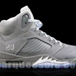 Air Jordan V (5) Retro 'Wolf Grey' – New Detailed Images