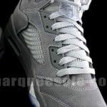 Air Jordan V (5) Retro 'Wolf Grey' – New Detailed Images