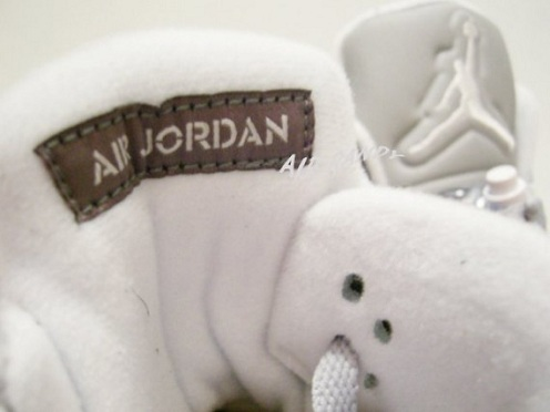"Air Jordan V (5) ""Wolf Grey"" - New Images"