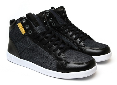 Clae Russell - Black Ripstop & Denim