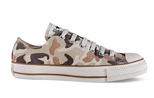 "Converse All-Star Low - ""Sun-Faded Camouflage"""
