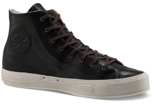 Converse Chuck Taylor All-Star High & Low - Spring 2011 Leather Colorways