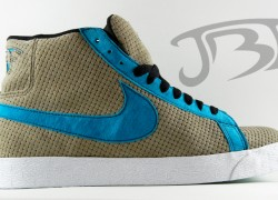 Nike SB Blazer High - 'Hypho' Custom by JBF