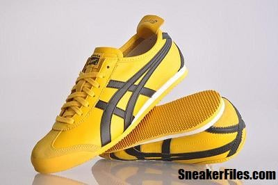 On Foot Look / BAIT x Onitsuka Tiger x Bruce Lee Colorado 85