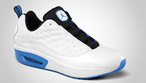 Jordan CMFT Viz Air 13 - White/Italy Blue-Black