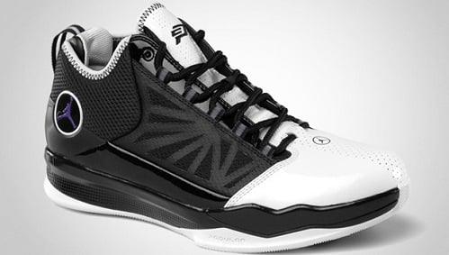 Jordan CP3.IV - Black/Varsity Purple-White