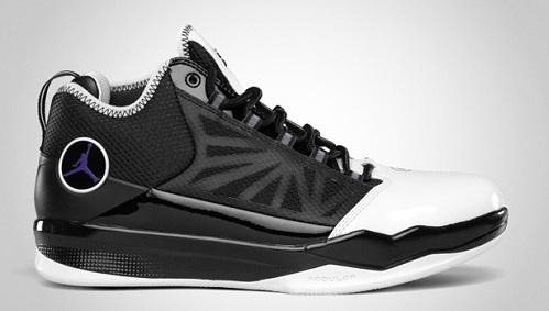 Jordan CP3.IV - Black/Varsity Purple-White