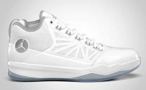 Jordan CP3.IV White Metallic Silver  de0c97fd3c2d