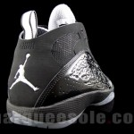 Air Jordan 2011 Black/ Black -  Detailed Images