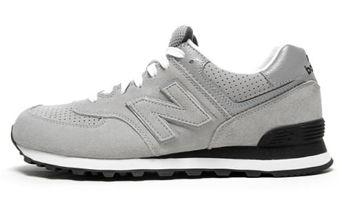 new balance 574 grey suede boots