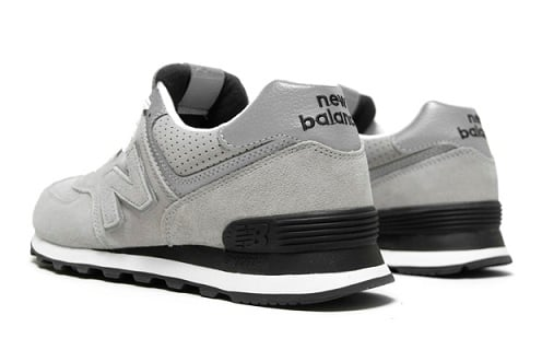 New Balance 574 - Grey Suede
