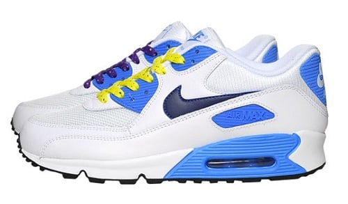 Nike ACG Air Max 90 - White/Deep Royal