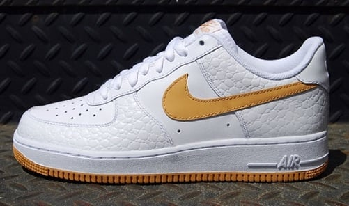 Nike Air Force 1 Low - White/Honeycomb