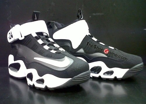 Nike Air Griffey Max I GS - Black/White