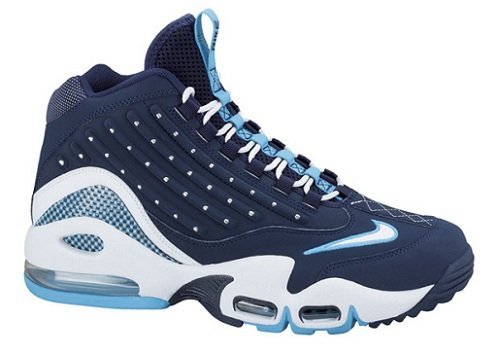 Nike Air Griffey Max II - Midnight Navy/White-Chlorine Blue