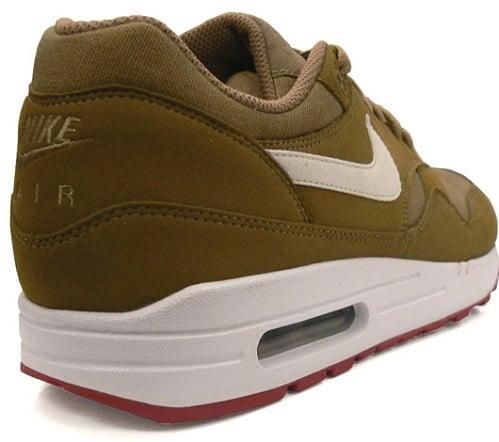 Nike Air Max 1 - Brown Kelp/White