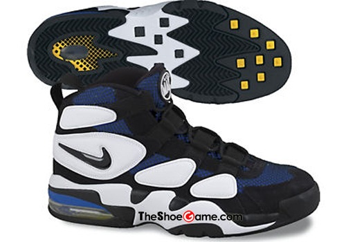 Nike Air Max 2 Uptempo - Holiday 2011