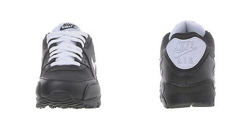Nike Air Max 90 - Black/White
