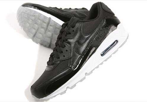 "Nike Air Max 90 ""CBF"" - Patent Leather Version"