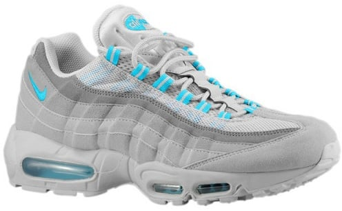Nike Air Max 95 - Neutral Grey/Chlorine Blue
