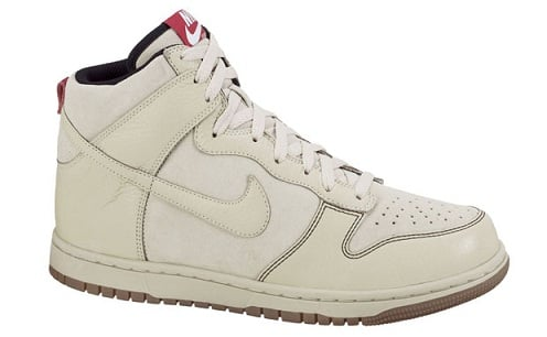 Nike Dunk High - Sail/White-Velvet Brown