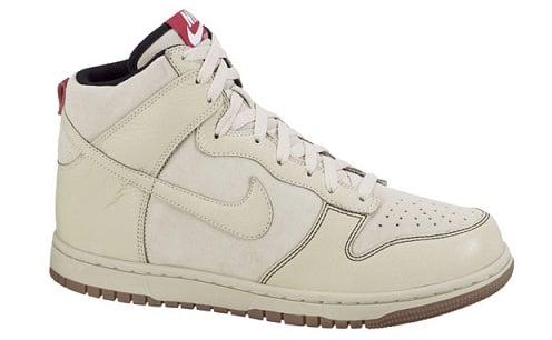 Nike Dunk High - Sail/White-Velvet Brown