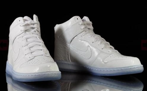 "Nike Dunk High ""White Pack"" - New Images"