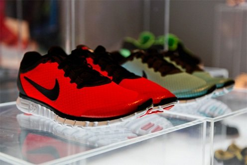 Nike Free 3.0 - Spring/Summer 2011 Collection