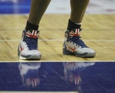 "Nike Hyperdunk 2010 ""UK"""