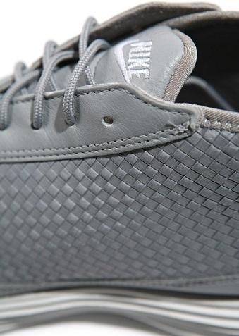Nike Lunar Chukka Woven - Grey/White