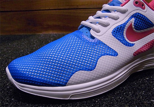 Nike Lunar Flow - White/Blue/Pink