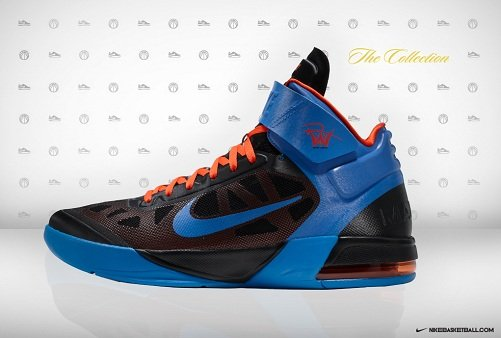 "Nike Max Fly By - Russell Westbrook ""Away"" PE"