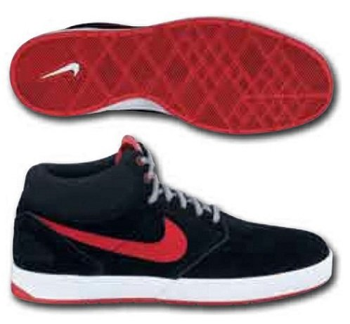 Nike SB P-Rod 5 Mid - A First Look
