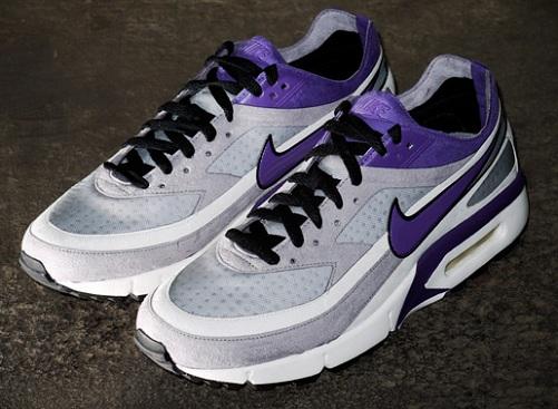 Nike Sportswear Air BW Gen II - Grey/Purple
