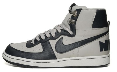 Nike Terminator High - Granite/Obsidian