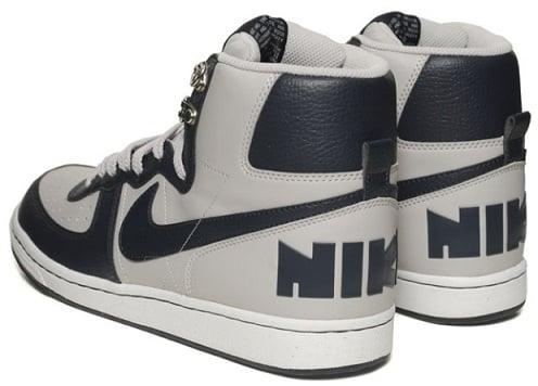 Nike Terminator High - Granite/Obsidian