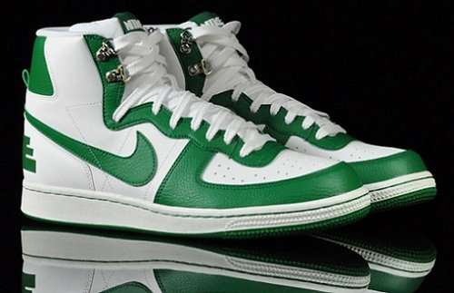 Nike Terminator High - White/Green