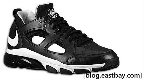 Nike Zoom Huarache Low - Black/White