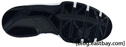 Nike Zoom Huarache Low - Black/White