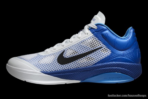 "Nike Zoom Hyperfuse Low ""March Madness Pack"" at HOH"